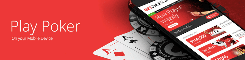 Betonline.ag - Best Poker Apps
