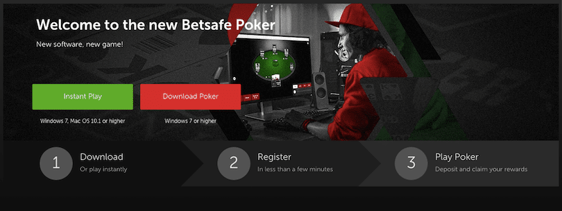 Betsafe Poker - Best Poker Apps