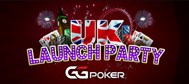 GGNetwork Enters the UK Market with Their Crown Jewel Platform GGPoker