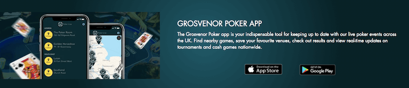 Grosvenor Poker App - Best Poker Apps