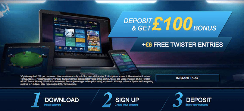 William Hill - Best Poker Apps
