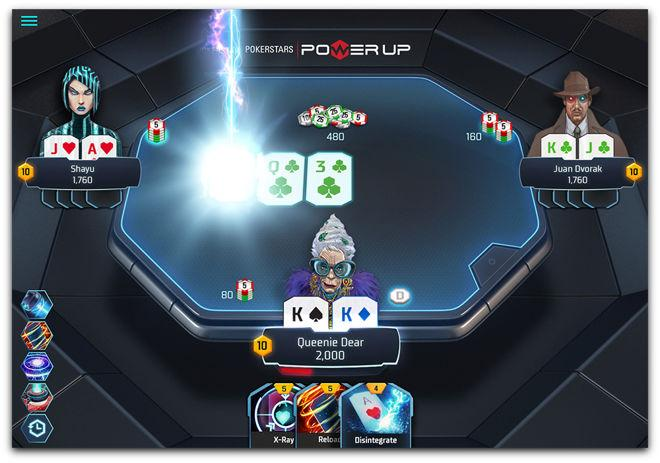 The Future of Poker Is Here – PokerStars' Power up Finally Goes Live for Real Money Games