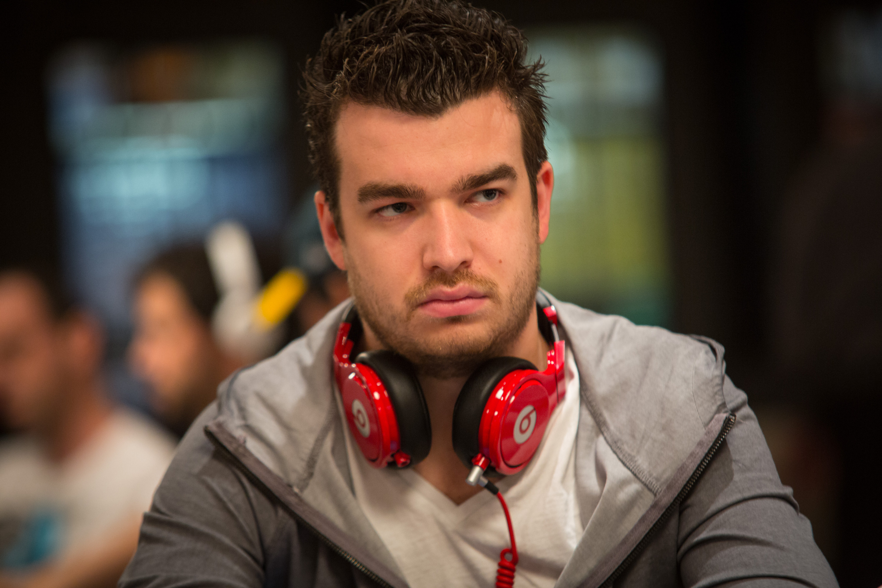 Chris Moorman Earns His 26th Online Poker Triple Crown