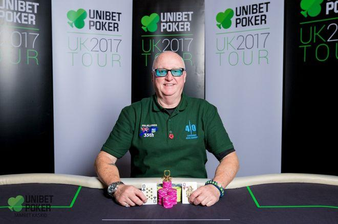 Meet the New Unibet UK Poker Tour Brighton Champion