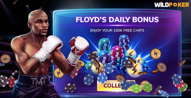 Floyd Mayweather Becomes Face of Playtrex's Wild Poker