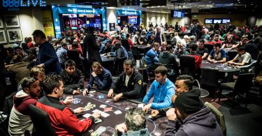 Christopher Vernon Triumphed The 888poker Live Local London