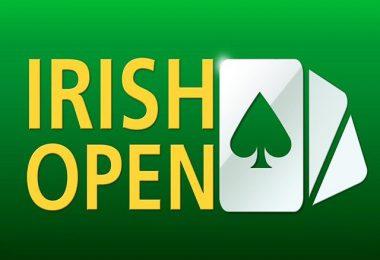 2018 Irish Open Schedule
