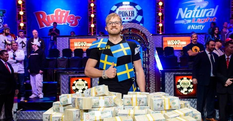 Poker pro Martin Jacobson Is the New Ambassador of 888poker