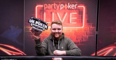 Meet UK's Steven Morris, the new UKPC Super High Roller Champion