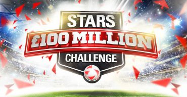Stars Group Launches the £100 Million Challenge Ending June 13