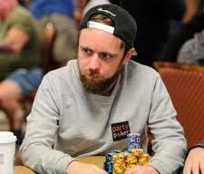 Patrick Leonard 8th on the World Poker Standings