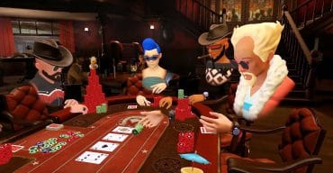 PokerStars Announced Virtual Reality Social Poker Game