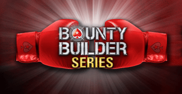 PokerStars Bounty Builder Tournament Begins in Three Days