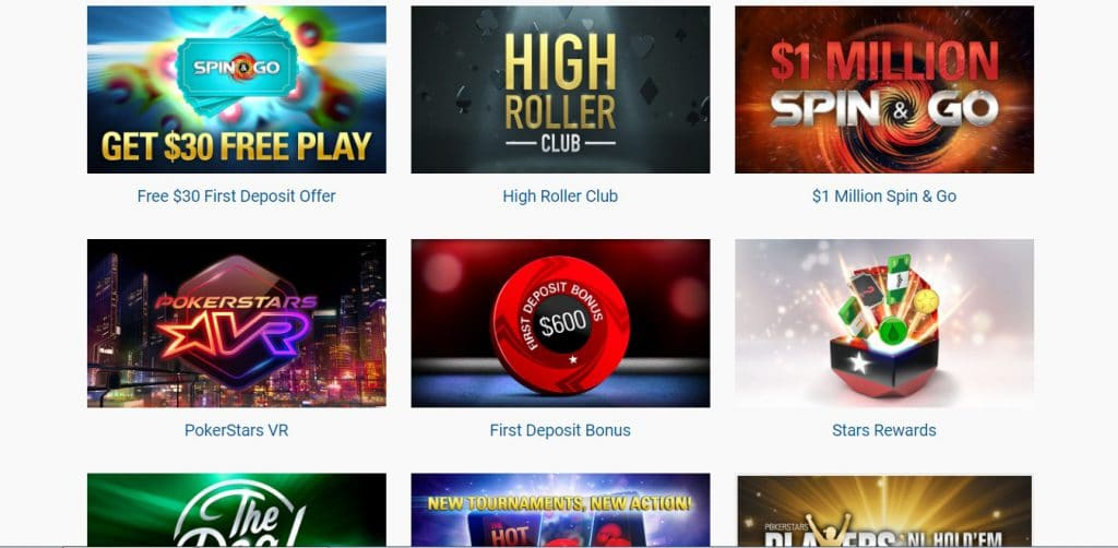 Pokerstars Review - Claim your 100% first deposit bonus of