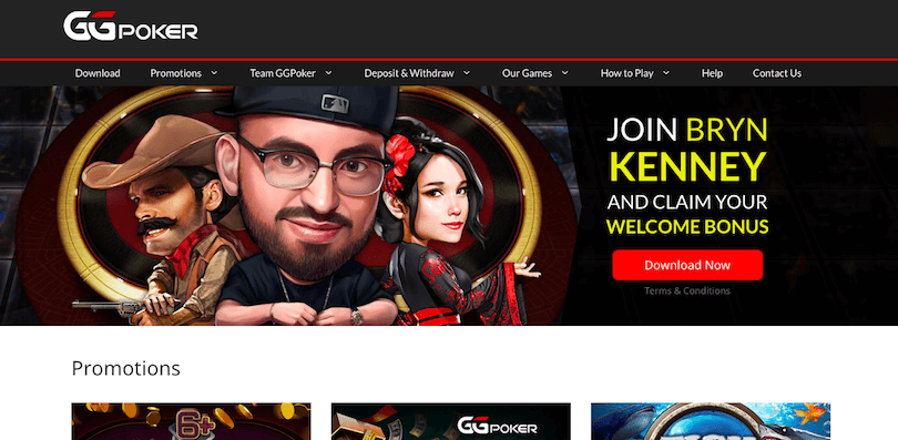 GGPoker Review - pokersites.me.uk