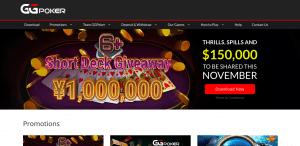ggpoker tournaments pokersites